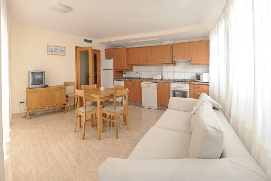 2 Dormitorios Standard
